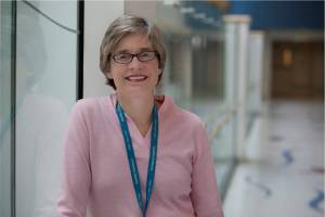 Dr. Bonnie Ramsey, director of the Center for Clinical and Translational Research at Seattle Children's Research Institute and a national leader in cystic fibrosis research.
