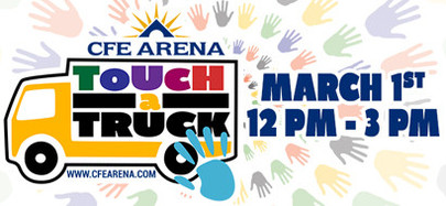 Touch A Truck at UCF