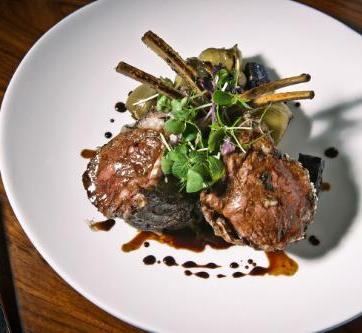 The ONE Group Hospitality Inc STK Orlando Duck