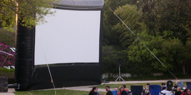 Movie in the Park: Film at 11