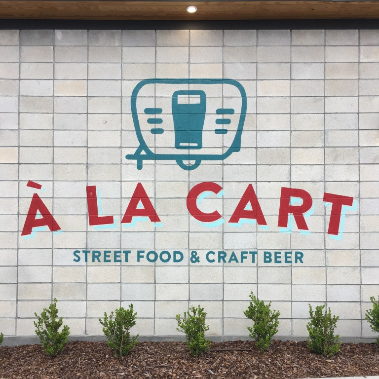 À La Cart Street Food & Craft Beer – A Gathering Spot for All
