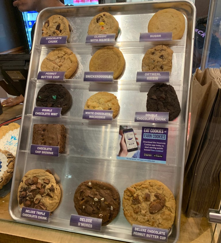 Insomnia Cookies Feeds Late-Night Cravings (All Day, Too)!