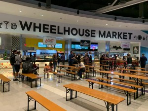 The Wheelhouse Food Market Comes to ICON Park