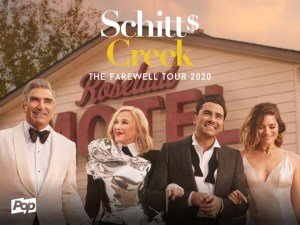 Schitt's Creek: The Farewell Tour 2020 Comes to Dr. Phillips Center