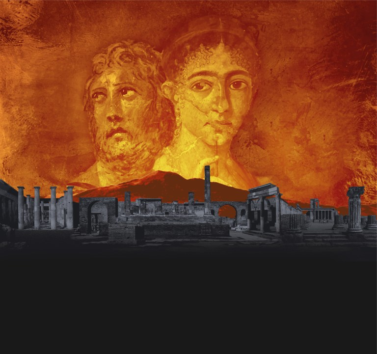 Pompeii: The Immortal City Rescheduled for this Fall!