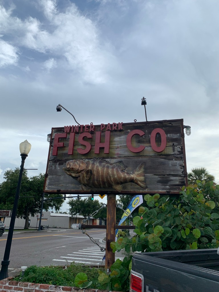 Winter Park Fish Co.