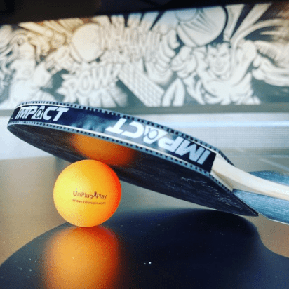 (Ping Pong at The Keg Social. Photo courtesy of @TheKegSocial on Instagram.)