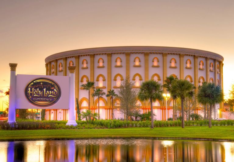 Orlando's Holy Land Experience theme park sells to AdventHealth