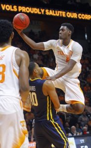 Armani Moore. Courtesy of Knoxville News Sentinel.