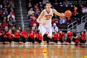 Nikola Jovanovic. Courtesy of usctrojans.com.