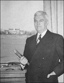 Curley Byrd Courtesy: wikipedia.org