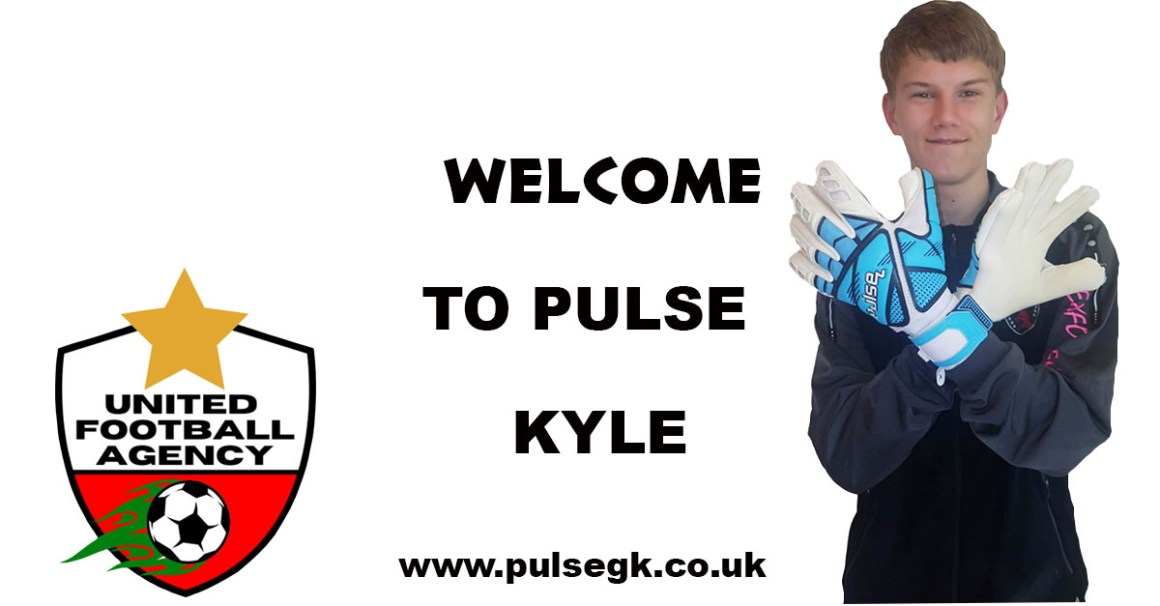 Welcome Kyle Cooke