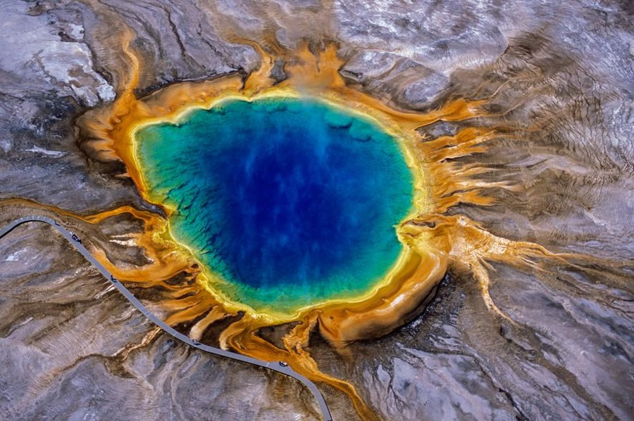 We Have No Clue When The Active Yellowstone Supervolcano
