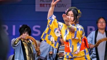 Japan Matsuri: Traditional Dance