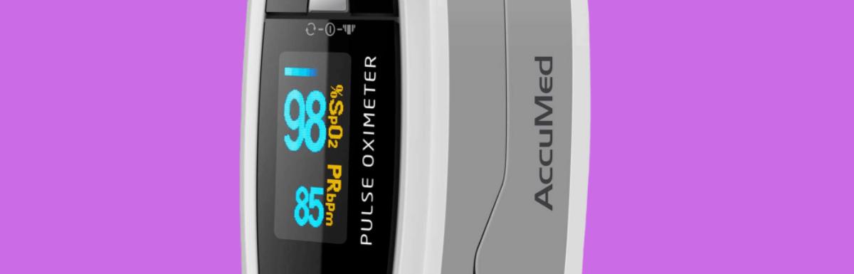AccuMed CMS-50D1 Blood SP02 Sensor
