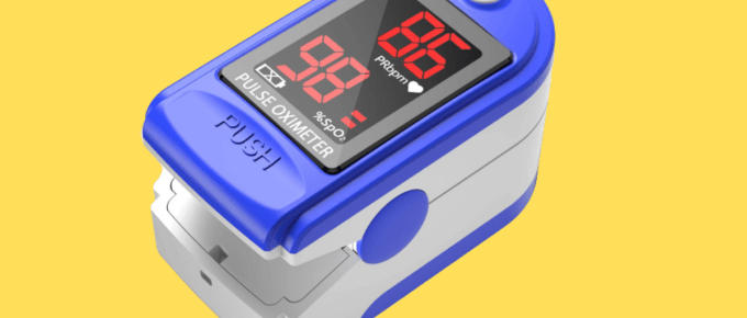 Ckeep Pulse Oximeter