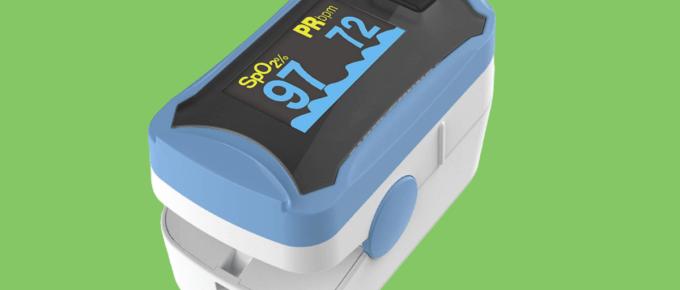 Concord Sapphire Pulse Oximeter