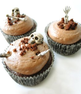 #18 Living Dead Cupcakes