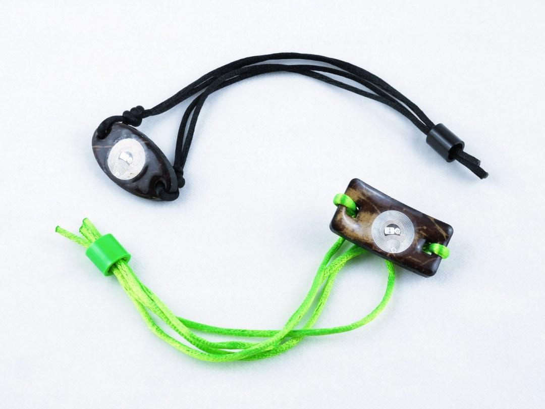 Poliéster + chip RFID coco + cierre PL915 PVC