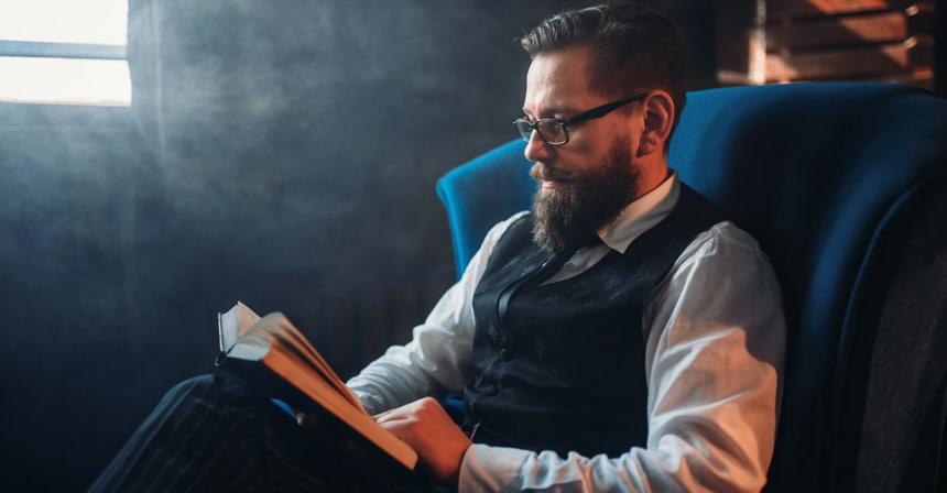 6 Livros que todo homem deve ler