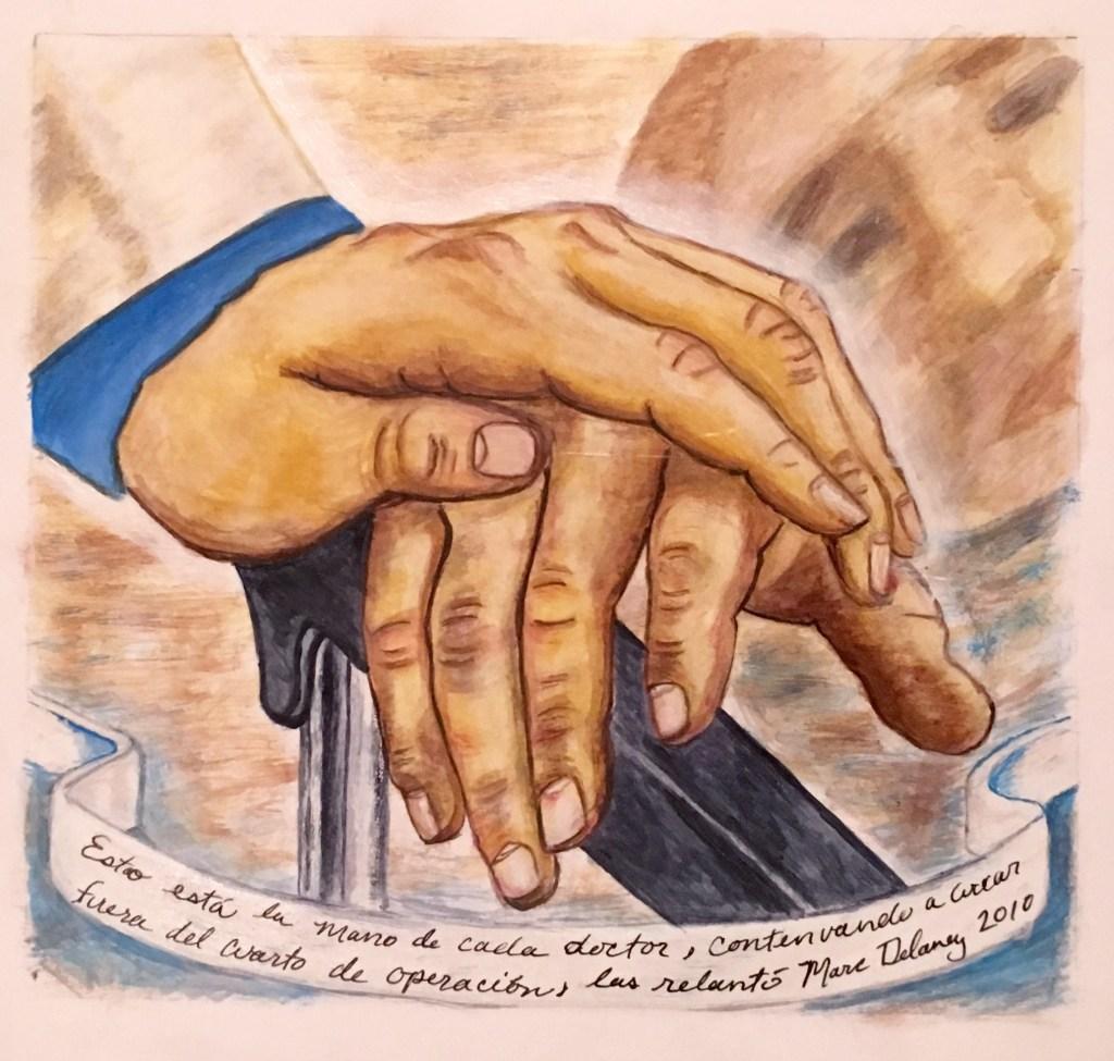 los manos delaney