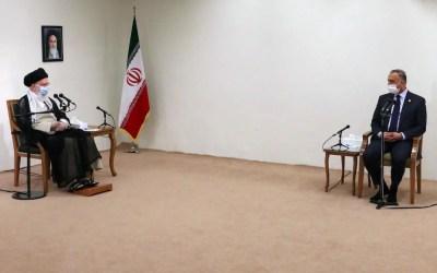 Wizyta Premiera Kadhimiego w Iranie