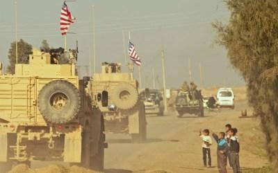 Amerykanie zostaną w Syrii?
