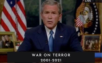 War on terror, 2001-2021