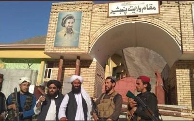 Talibowie zajmują Bazarak, stolicę Pandższiru.