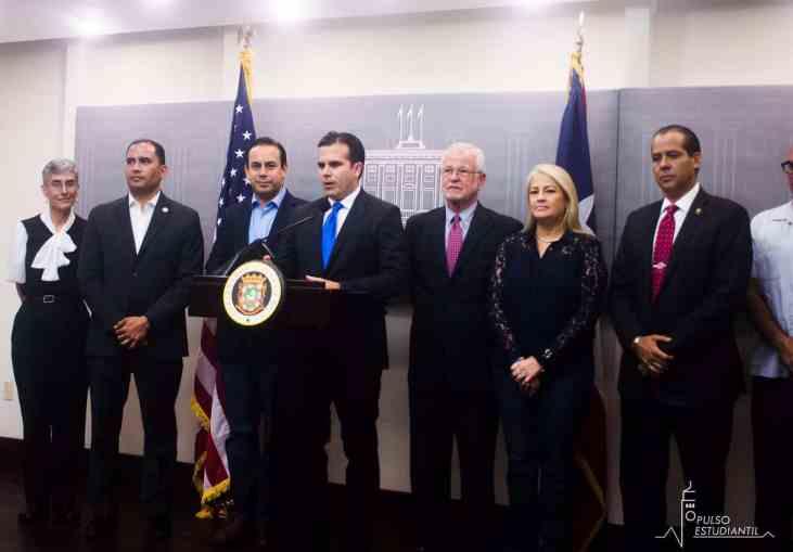 Gobernador anuncia acuerdo para facilitar trámites de patentes en la UPR
