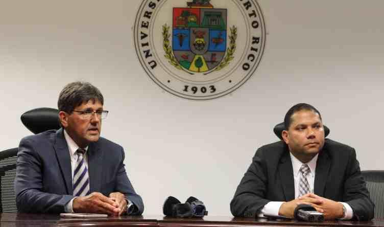 Administración de la UPR analiza propuestas de la comunidad universitaria sobre el plan fiscal
