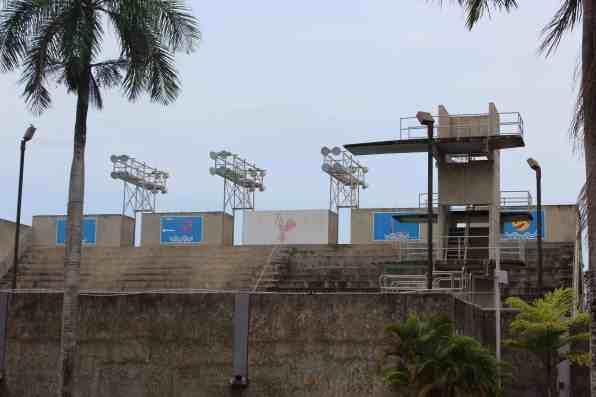 Complicada la situación para los atletas de natación de UPR-Río Piedras