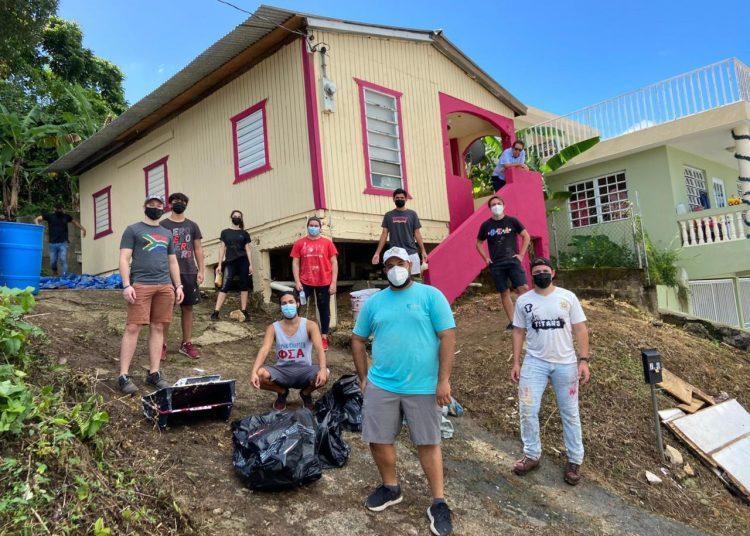 Estudiante de la IUPI lidera proyecto de rehabilitación en Río Piedras