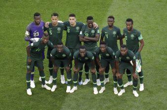 Russia Soccer WCup Nigeria Argentina