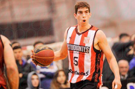 basquet pincha estudiantes
