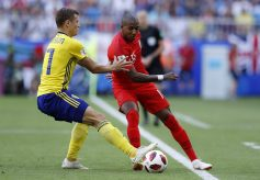 Russia Soccer WCup Sweden England