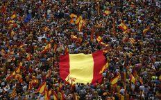 APTOPIX Spain Catalonia National Day