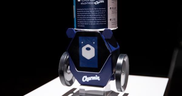 P&G presenta un robot que te lleva papel higiénico cuando más lo necesitas