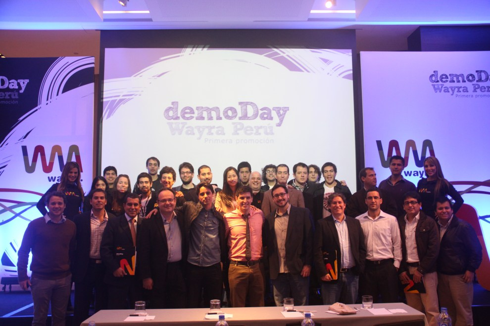 Wayra DemoDay Peru