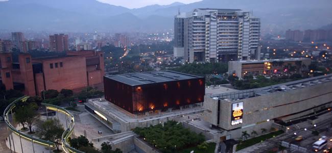 Medellín Plaza Mayor