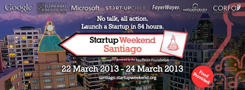 Startup Weekend Santiago