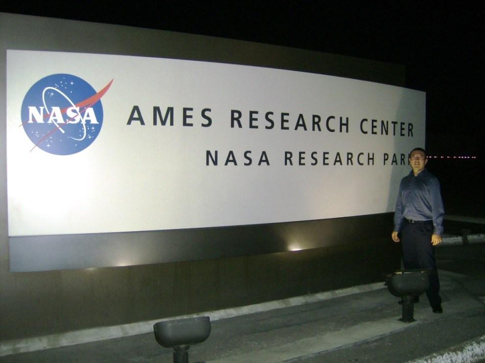 Diego Jiménez NASA