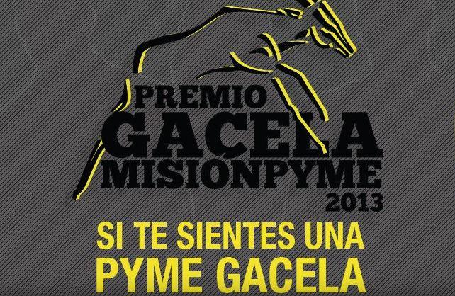 Premio Gacela Misiónpyme 2013