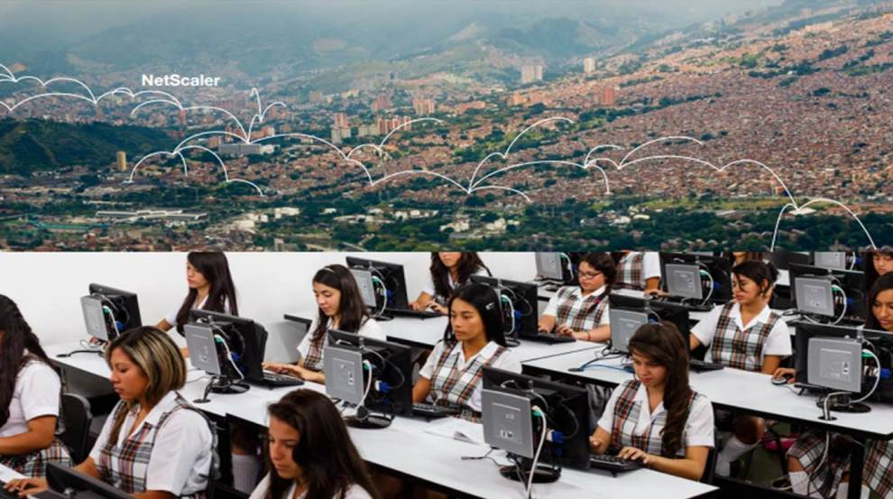 virtualización escritorios Medellín