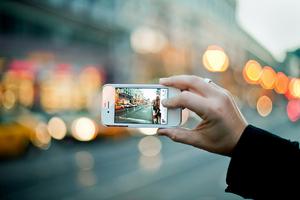 image smartphone