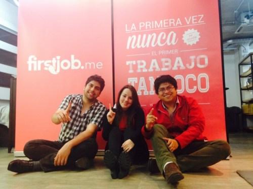 FirstJob team