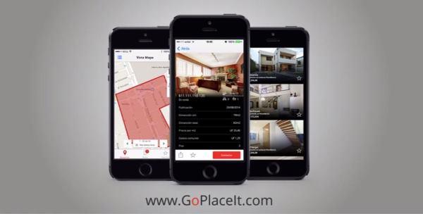 GoPlaceIt app