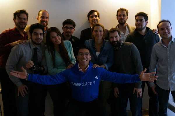Seedstars Connect primera generación