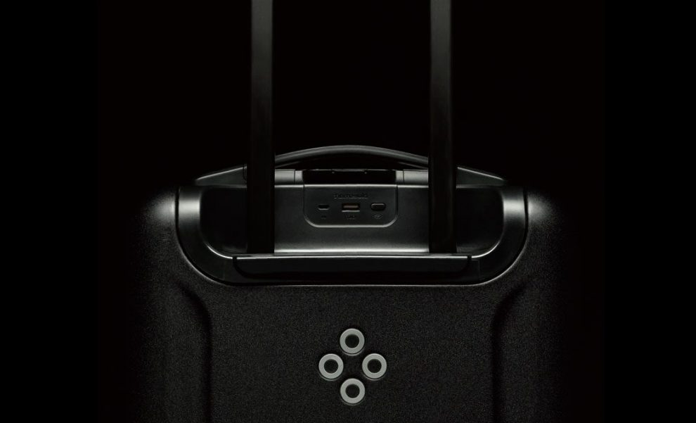 Bluesmart Black Edition