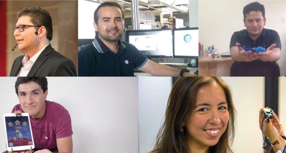 MIT Tecnhology Review reconoce a los nuevos 'Innovadores Menores de 35' en Perú